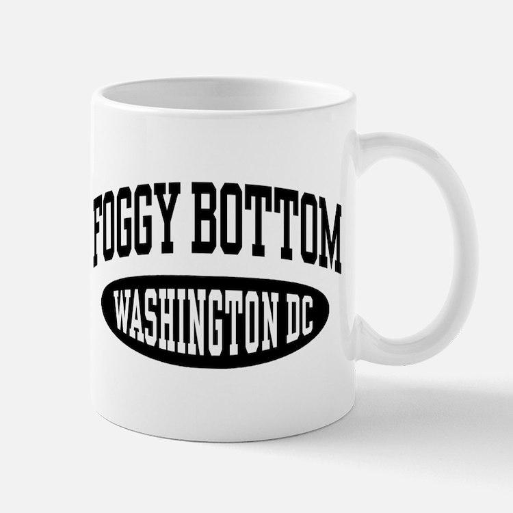 Foggy Bottom Washington DC Mug