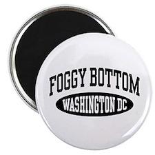 Foggy Bottom Washington DC Magnet