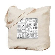Unique Citizen corps Tote Bag