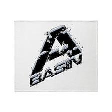 A-Basin Snow Capped Logo Throw Blanket