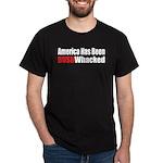 Bushwhacked Black T-Shirt