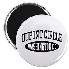Dupont Circle Washington DC Magnet