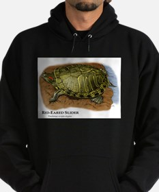Red-Eared Slider Hoodie (dark)
