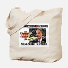 FIRE ERIC HOLDER Tote Bag