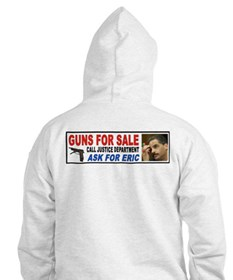 FIRE ERIC HOLDER Hoodie