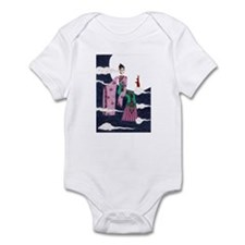 Chang 'E Infant Bodysuit