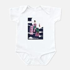 Chang 'E Infant Bodysuit