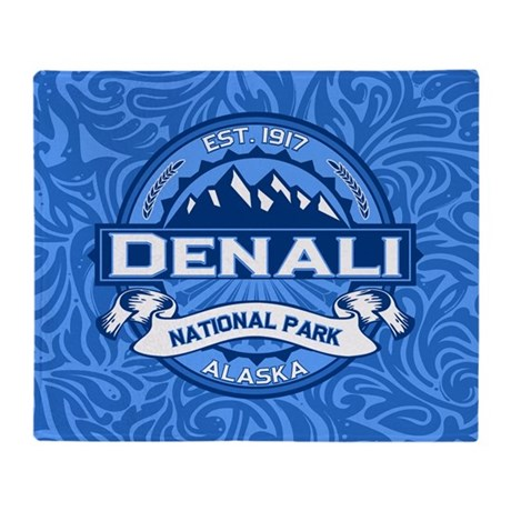 Denali Ice Throw Blanket