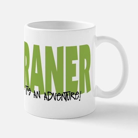 Weimaraner IT'S AN ADVENTURE Mug