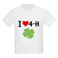 I Heart 4-H T-Shirt