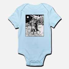 Father Yule Infant Bodysuit