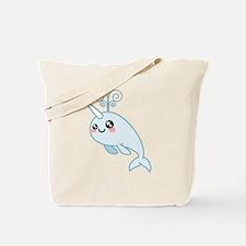 Narwhal Cutie Tote Bag