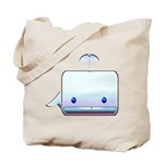 Boxy the Whale Tote Bag