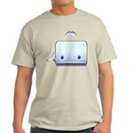 Boxy the Whale Light T-Shirt