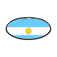 Canas Argentina Flag Patches