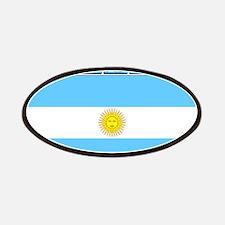 Calleri Argentina Flag Patches