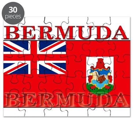 Bermuda Flag Puzzle