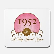 1952 A Very Good Year Mousepad
