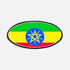 Ethiopia Ethiopian Flag Patches