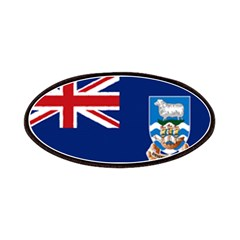 Falkland Islands Patches