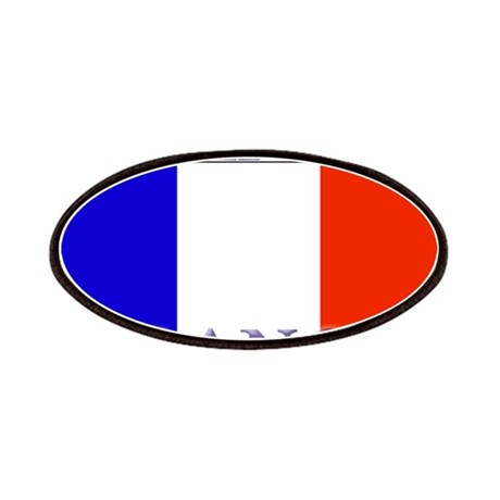 France French Flag Patches