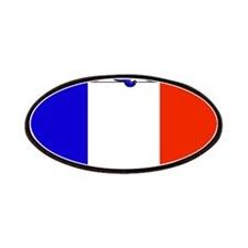 Gasquet France Flag Patches