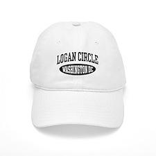Logan Circle Washington DC Baseball Cap