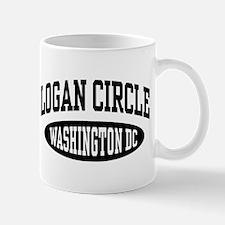 Logan Circle Washington DC Mug