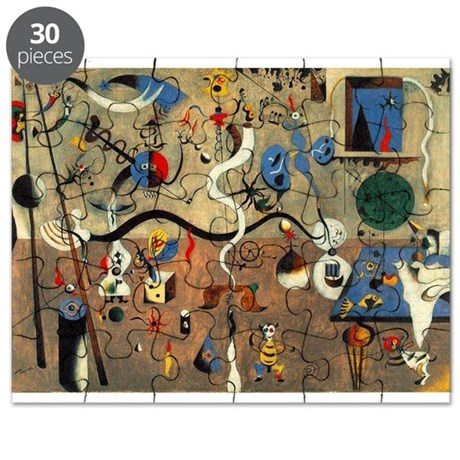 Harlequin Carnival Puzzle