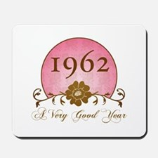1962 A Very Good Year Mousepad