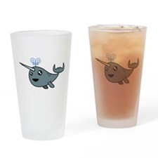 Narwhal! Drinking Glass