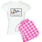 Rainbow JOIN, or DIE. Women's Light Pajamas