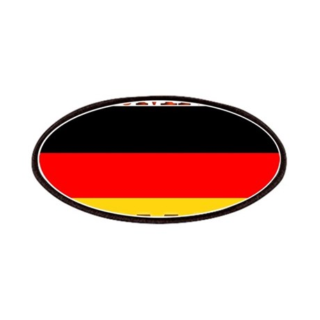 Germany German Flag Patches