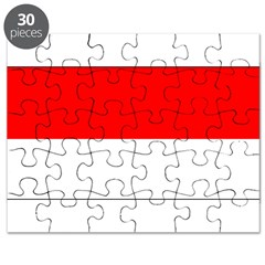 Indonesia Indonesian Blank Fl Puzzle