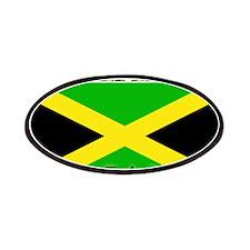 Jamaica Jamaican Flag Patches