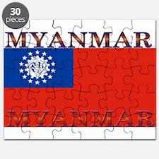 Myanmar Puzzle