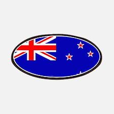 New Zealand Zealander Flag Patches
