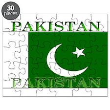 Pakistan Pakistani Flag Puzzle