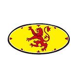 Scottish lion flag Patches