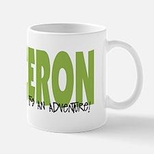 Beauceron IT'S AN ADVENTURE Mug