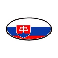 Slovakia Slovak Flag Patches