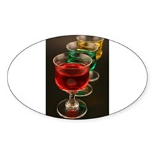 Holiday Cordials Decal