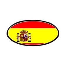 Spain Spanish Flag Patches