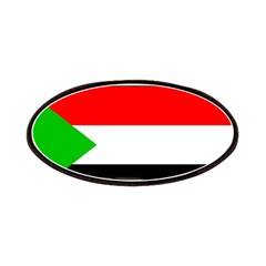 Sudan Sudanese Flag Patches