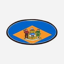 Delaware State Flag Patches