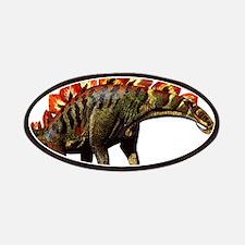 Stegosaurus Jurassic Dinosaur Patches