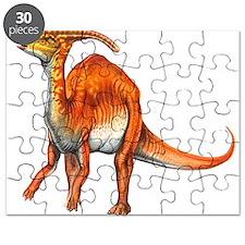 Parasaurolophus Jurassic Dino Puzzle