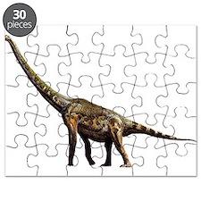Brachiosaurus Jurassic Dinosa Puzzle