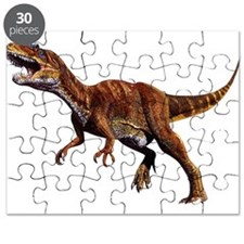 Allosaurus Jurassic Dinosaur Puzzle