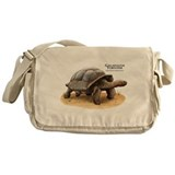 Turtle Messenger Bag